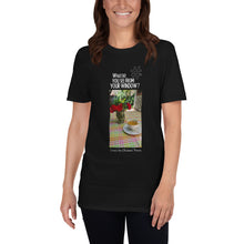 Load image into Gallery viewer, Corina's View | Bucharest, Romania | Unisex T-shirt