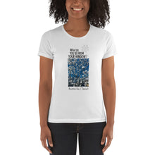 Load image into Gallery viewer, Annette's View | Denmark |  Women's T-shirt