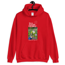 Load image into Gallery viewer, Cătălina's View | London, UK | Unisex Hoodie