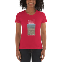 Load image into Gallery viewer, Argentina's View | Constanta, Romania | Women's T-shirt