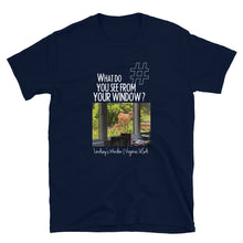 Load image into Gallery viewer, Lindsey's Window | Virginia, USA | Unisex T-shirt