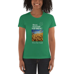 Orna's View | Israel | Women's T-shirt
