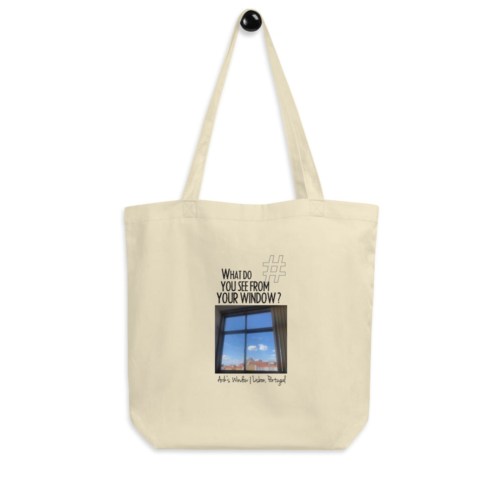 Arik's Window | Lisbon, Portugal | Tote Bag
