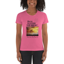 Load image into Gallery viewer, Pattie's View | New Mexico, US | Women's T-shirt