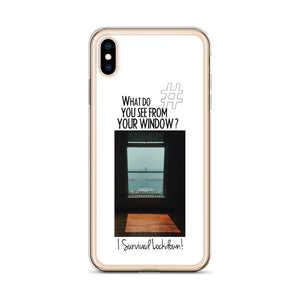 I Survived Lockdown | iPhone Case