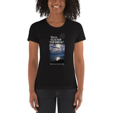 Load image into Gallery viewer, Biliana's View | Lake Como, Italy | Women's T-shirt
