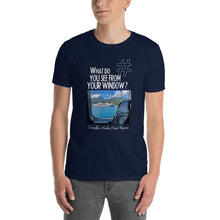 Load image into Gallery viewer, Christelle's Window | French Polynesia | Unisex T-shirt