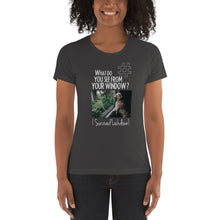 Load image into Gallery viewer, I Survived Lockdown! | Women's T-shirt