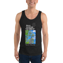 Load image into Gallery viewer, Thuy's View | Delaware, USA | Unisex Tank Top
