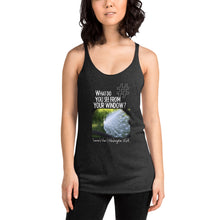Load image into Gallery viewer, Lacra's View | Washington, USA | Women's Tank Top