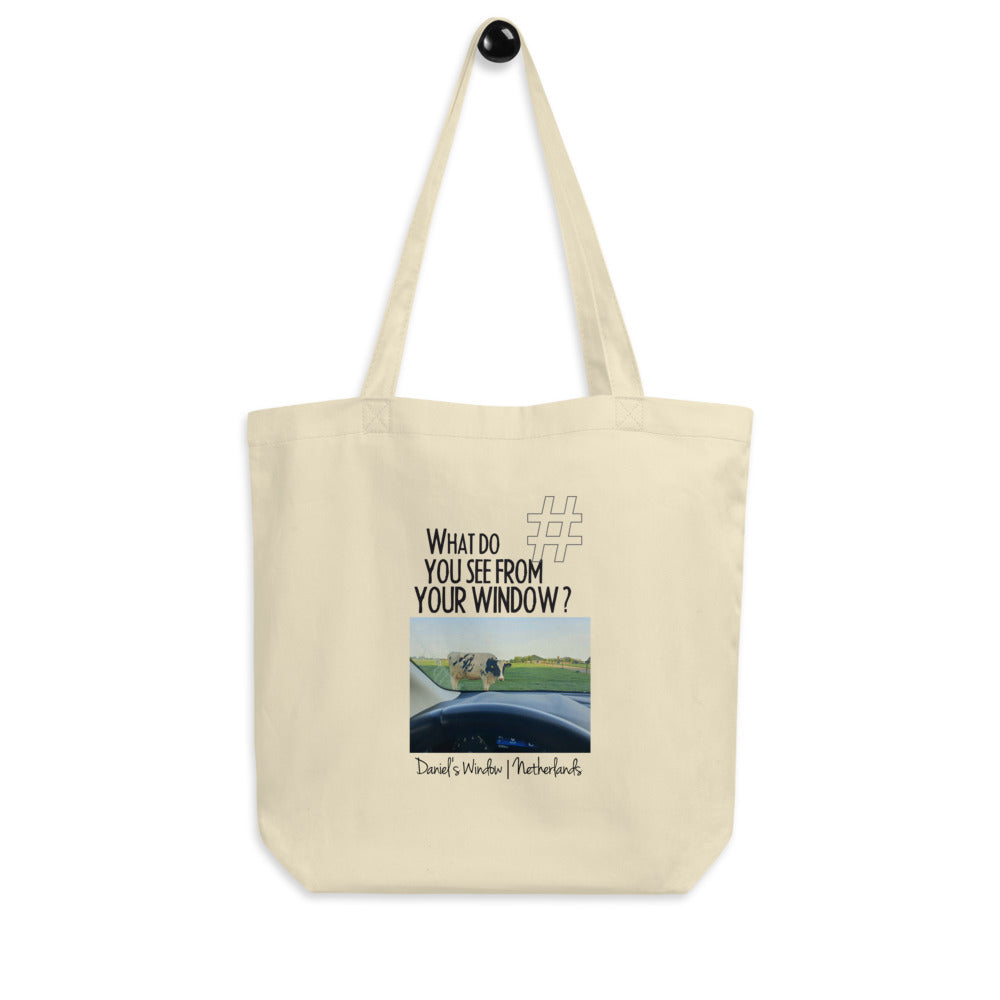 Daniel's Window | Netherlands | Tote Bag