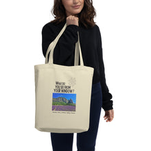 Load image into Gallery viewer, Nicolas' View | France | Tote Bag