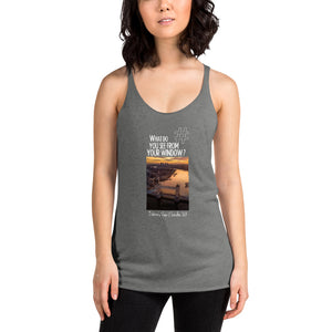 Debra's View | London, UK | Women's Tank Top