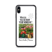 Load image into Gallery viewer, Ana's Window | Romania | iPhone Case