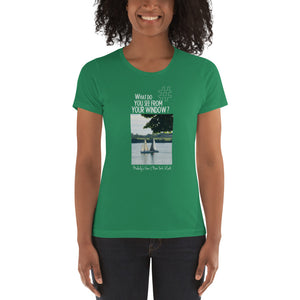 Melody's View | New York, USA | Women's T-shirt