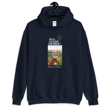 Load image into Gallery viewer, Florina's View | Romania | Unisex Hoodie