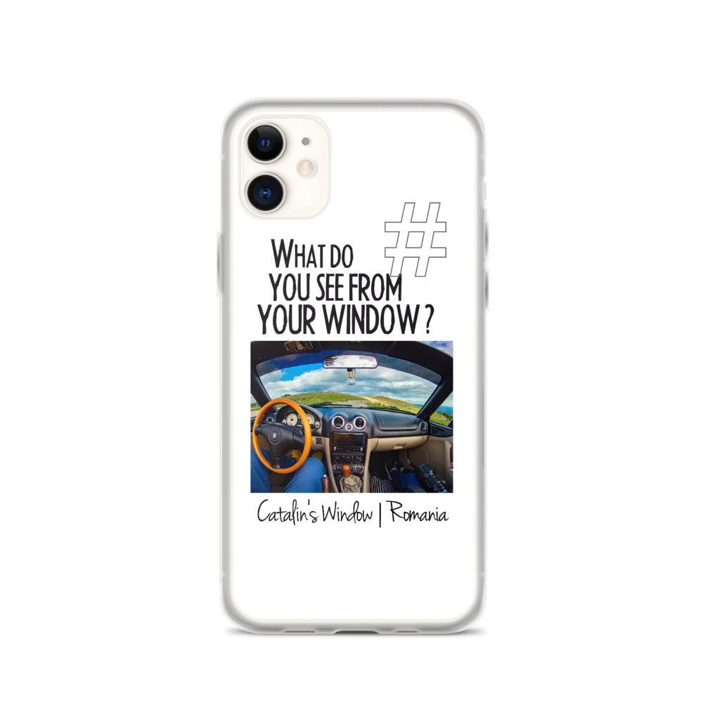 Catalin's Window | Romania | iPhone Case