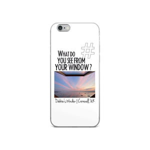 Debbie's Window | Cornwall, UK | iPhone Case