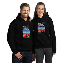 Load image into Gallery viewer, Janine's View | Washington, USA | Unisex Hoodie