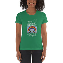 Load image into Gallery viewer, The Group's Official Rainbow Collection | Women's T-shirt