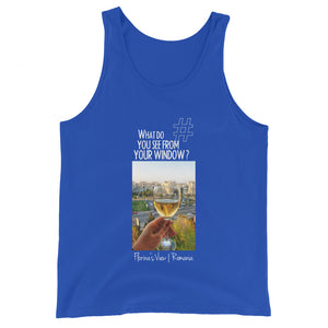 Florina's View | Romania | Unisex Tank Top