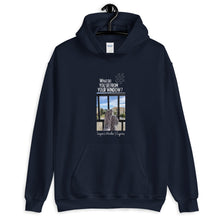Load image into Gallery viewer, Layne's Window | Cyprus | Unisex Hoodie