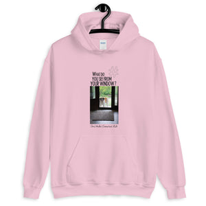 Chris' Window | Connecticut, USA | Unisex Hoodie