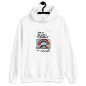The Group's Official Rainbow Collection | Unisex Hoodie