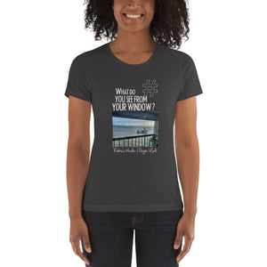 Robbie's Window | Oregon, USA | Women's T-shirt