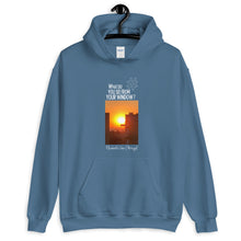 Load image into Gallery viewer, Elizabeth's View | Portugal | Unisex Hoodie