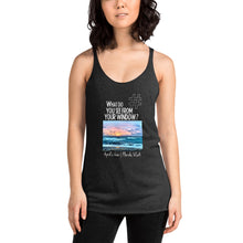 Load image into Gallery viewer, April's View | Florida, USA | Women's Tank Top