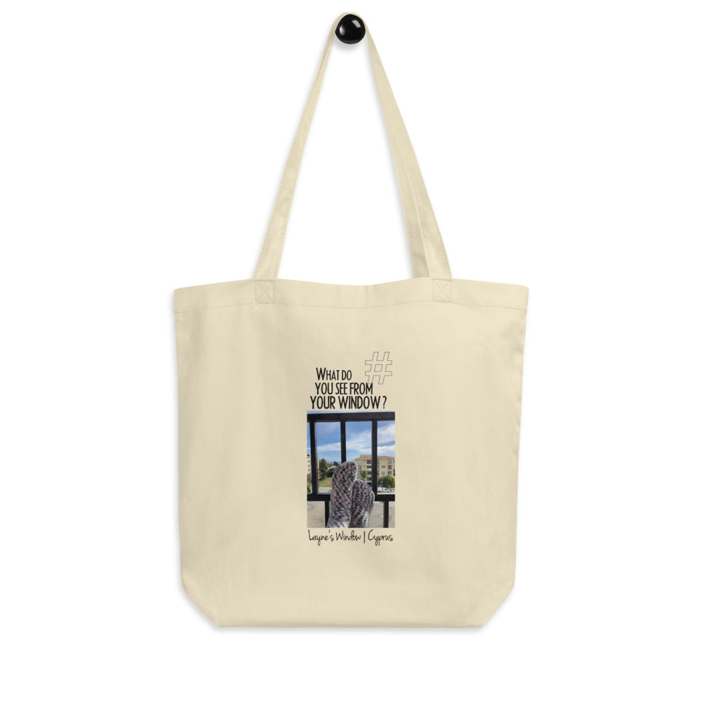 Layne's Window | Cyprus | Tote Bag