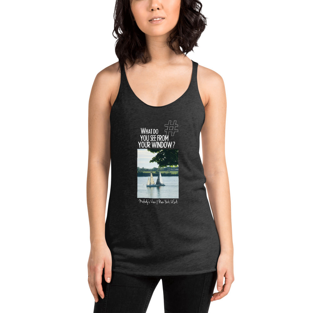 Melody's View | New York, USA | Women's Tank Top