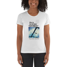 Load image into Gallery viewer, Renee's Window | Florida, USA | Women's T-shirt