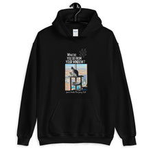 Load image into Gallery viewer, Janet's Window | New Jersey, USA | Unisex Hoodie