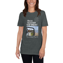 Load image into Gallery viewer, Maria's Window | Maine, US | Unisex T-shirt