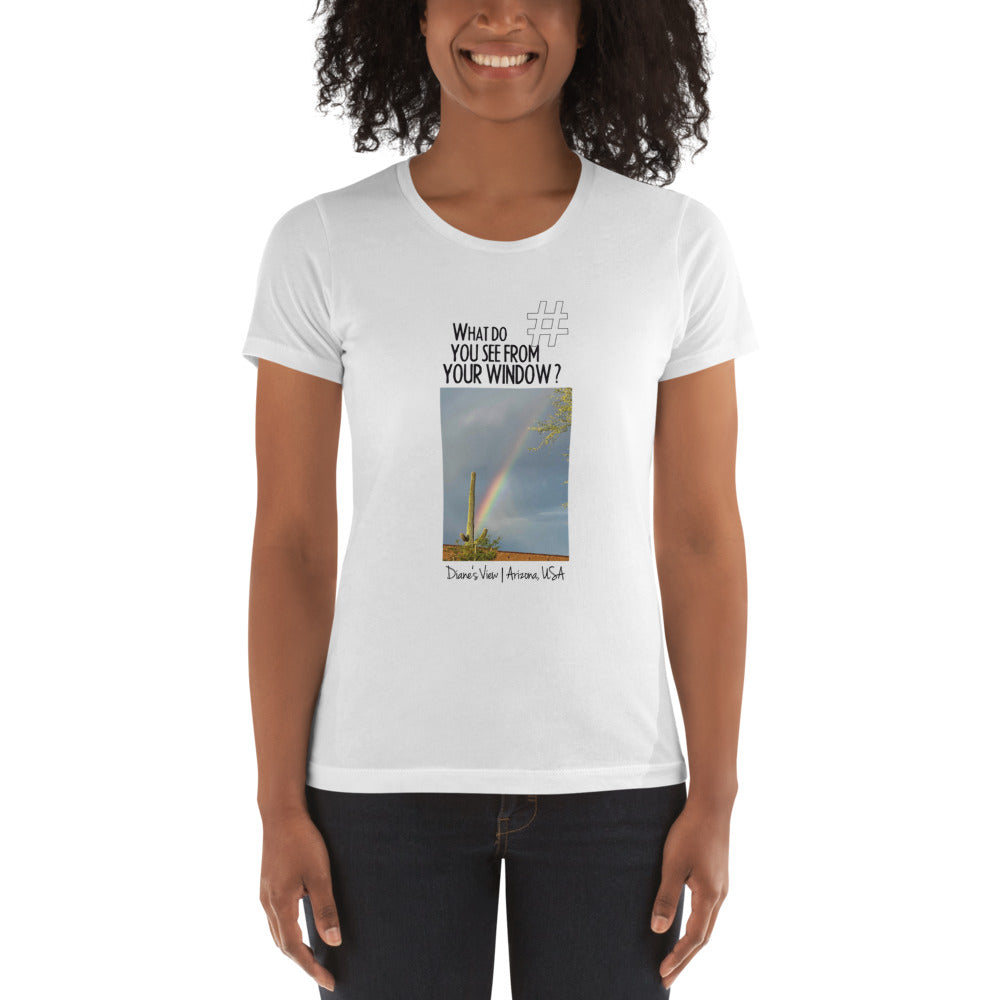 Diane's View | Arizona, USA | Women's T-shirt