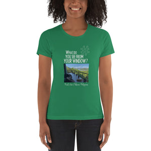 Raul's View | Palawan, Philippines | Women's T-shirt