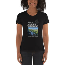 Load image into Gallery viewer, Raul's View | Palawan, Philippines | Women's T-shirt