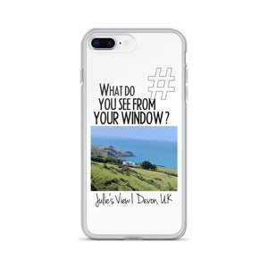 Julie's View | Devon, UK | iPhone Case