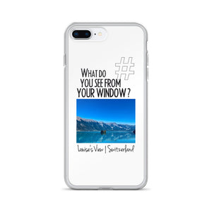 Louise's View | Switzerland | iPhone Case