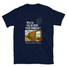 Load image into Gallery viewer, Florentina's Window | Romania | Unisex T-shirt