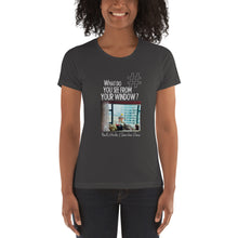 Load image into Gallery viewer, Heidi's Window | Shenzhen, China | Women's T-shirt
