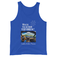 Load image into Gallery viewer, Catalin's Window | Romania | Unisex Tank Top