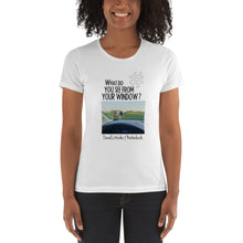 Load image into Gallery viewer, Daniel's Window | Netherlands | Women's T-shirt