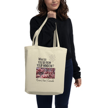 Load image into Gallery viewer, Erinn's View | Canada | Tote Bag