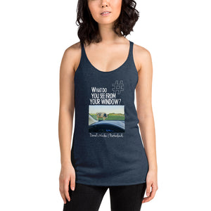 Daniel's Window | Netherlands | Women's Tank Top