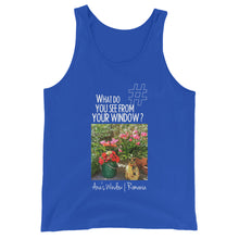 Load image into Gallery viewer, Ana's Window | Romania | Unisex Tank Top