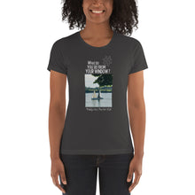 Load image into Gallery viewer, Melody's View | New York, USA | Women's T-shirt