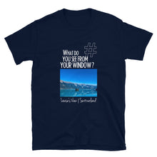 Load image into Gallery viewer, Louise's View | Switzerland | Unisex T-shirt